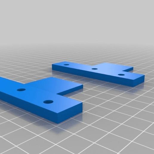 ec55330fcf4545c88a07ce5833cd391f.png Télécharger fichier STL gratuit Porte-porte extérieure en verre acrylique de 2,5 millions de mètres, coulissant vers le haut et vers le bas • Design imprimable en 3D, JeenyusPete