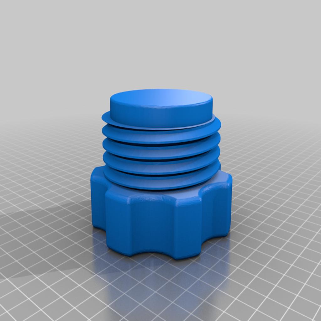 Press_Stopper.png Télécharger fichier STL gratuit Presse à main • Plan imprimable en 3D, JeenyusPete