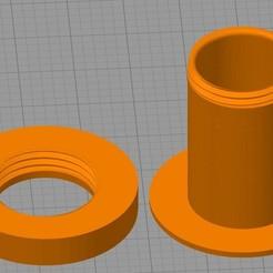 Free 3D printer designs D3D Sigma Spool ReUser, JeenyusPete