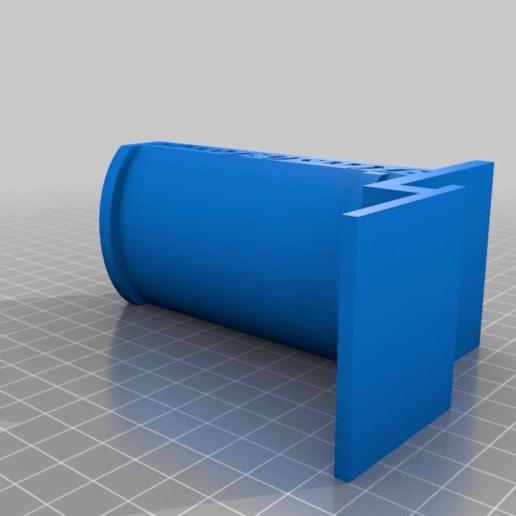 0ae36cadec9f15f53cbb2d6835143d0a.png Download free STL file Dual Extrusion Spool Holder FlashForge Creator Pro Wide And Thin Style • 3D printer object, JeenyusPete