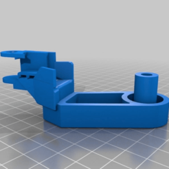 Download free STL file strain relief with bed spacer for sensors • Design to 3D print, JeenyusPete