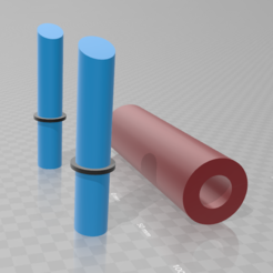 Free 3d printer model Roller for pastries, Les_Apps_de_Flo