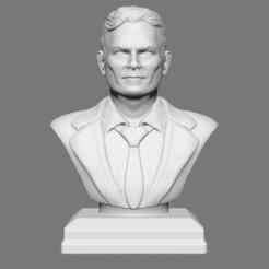 Archivos 3D Busto Sergio Moro, italogarcia