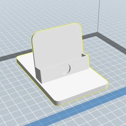 Ipod touch and Iphone old support version 2.jpg Download free STL file Ipod touch and Iphone old support • 3D printing object, lhgiannini