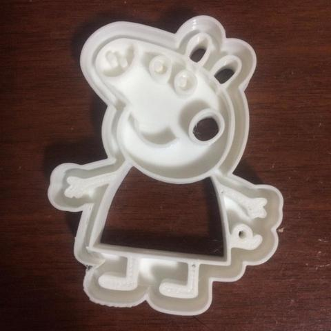 3D print files peppa pig, fmarianelag