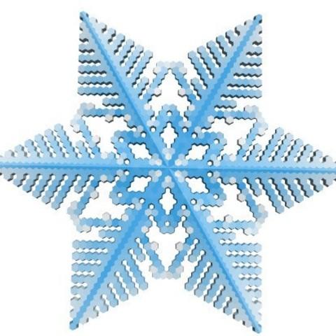 162f7cace8de75772757613220040b84_display_large.jpg Download free STL file Snowflake growth simulation in BlocksCAD • 3D printing design, arpruss