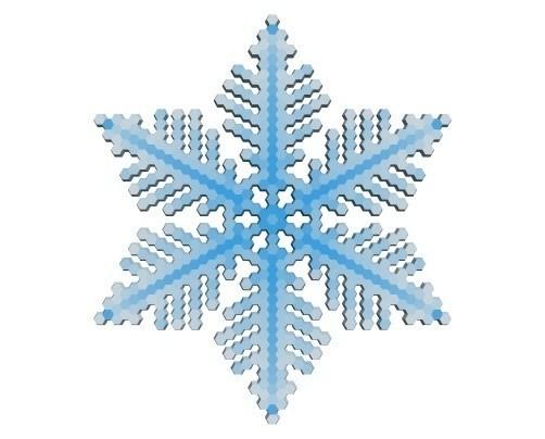 f215b78b09efd86138957ccd8a9420cf_display_large.jpg Download free STL file Snowflake growth simulation in BlocksCAD • 3D printing design, arpruss