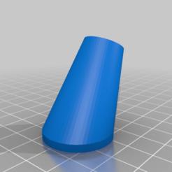 kickstandfoot.png Télécharger fichier SCAD gratuit Pied de béquille de vélo, personnalisable • Plan pour imprimante 3D, arpruss