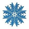 f2d208756d96c3afceac1515a7459b3b_display_large.jpg Télécharger fichier STL gratuit Flocon de neige feuillue en blocsCAD • Plan à imprimer en 3D, arpruss