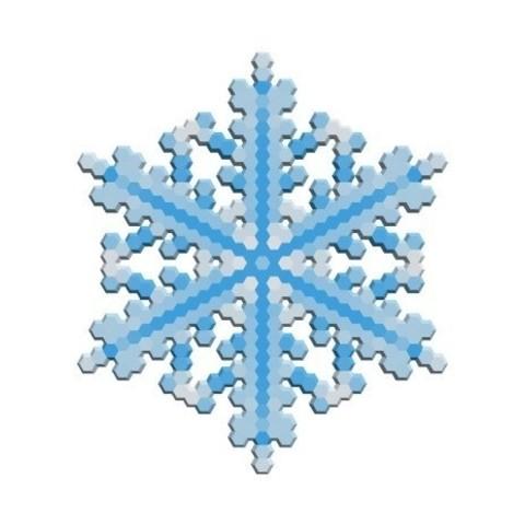 5bd15cf0c1d02eb83159bd3a31a12d96_display_large.jpg Download free STL file Snowflake growth simulation in BlocksCAD • 3D printing design, arpruss