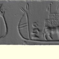 Free 3D model Ancient cylinder seals collection, arpruss