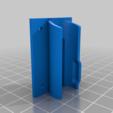 Download free 3D printing templates Astronomy green laser mount for camera hotshoe, telescope or barndoor mount, arpruss