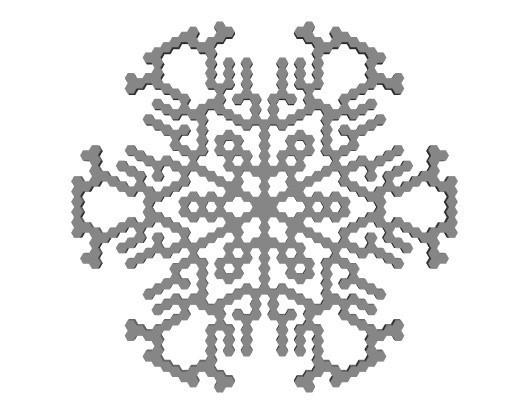 226d4817e240f6e4606bd1c989e626e7_display_large.jpg Télécharger fichier STL gratuit Automate cellulaire BlocsGénérateur de flocons de neige CAO • Design imprimable en 3D, arpruss