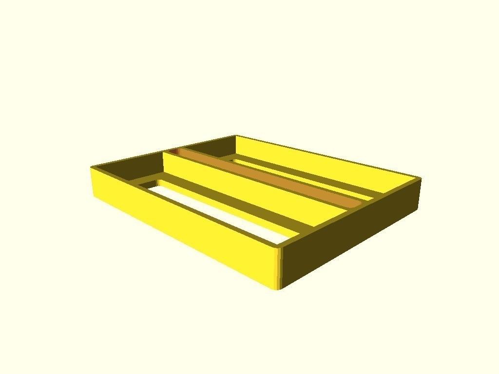 4d07a7c0f3c8d5c9670ef0e5fb0a5a9c_display_large.jpg Download free STL file Split breadboard holder • 3D printer object, arpruss