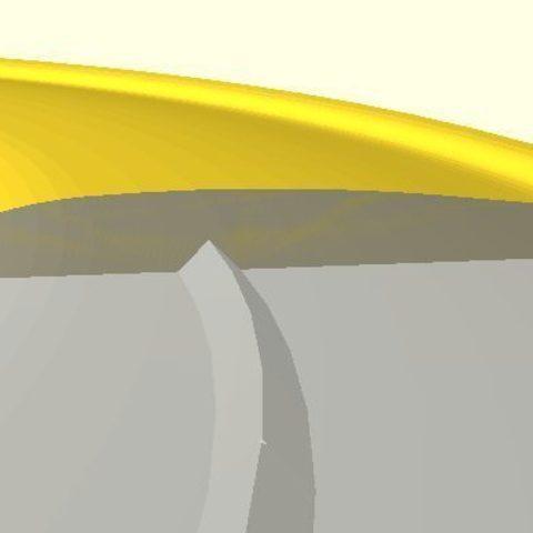 4c2e64cad8c55b37f5b283b613cf8750_display_large.jpg Download free STL file Flying ring • 3D printer model, arpruss