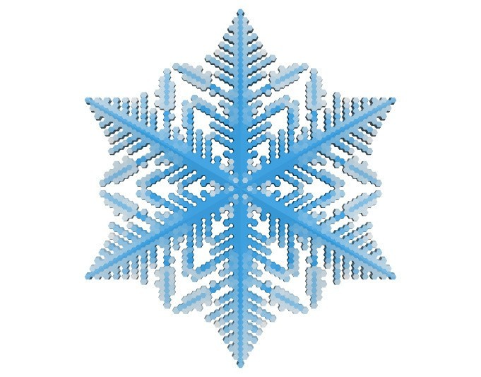 b3cf2ad3f647c1496b15223a530562a8_display_large.jpg Download free STL file Snowflake growth simulation in BlocksCAD • 3D printing design, arpruss