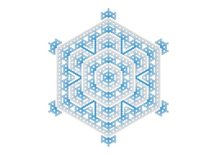 71c45fa1bdc4d3b15b35575de0cbd8d1_display_large.jpg Télécharger fichier STL gratuit Automate cellulaire BlocsGénérateur de flocons de neige CAO • Design imprimable en 3D, arpruss