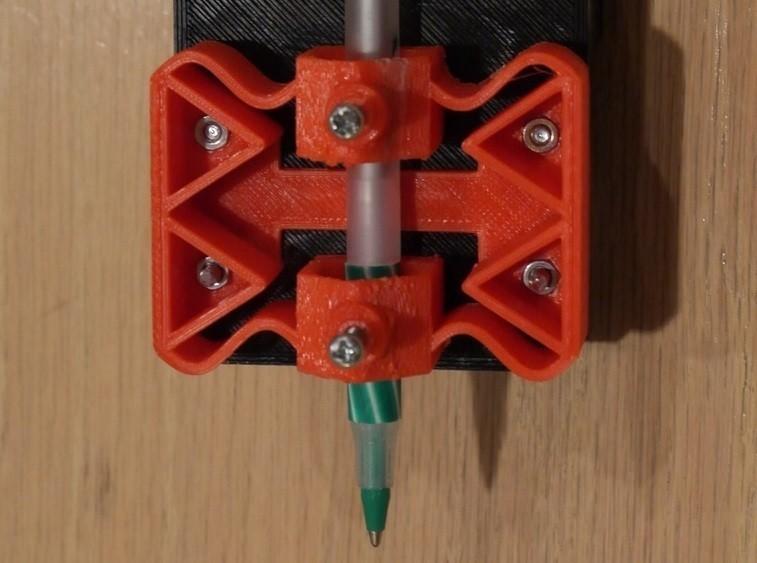 58f031bc182245b4e87e98c59066868f_display_large.JPG Télécharger fichier STL gratuit Porte-stylo à ressort pour imprimante 3D / CNC, avec logiciel • Modèle pour impression 3D, arpruss