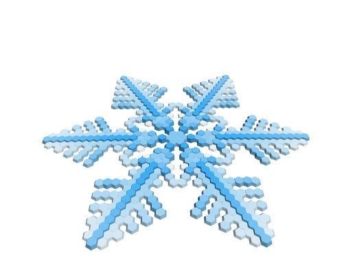 efdabcd520c265304d1c7126e585f0d8_display_large.jpg Download free STL file Snowflake growth simulation in BlocksCAD • 3D printing design, arpruss