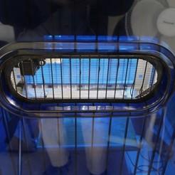 Télécharger plan imprimante 3D gatuit Fenêtres Da Vinci 1.0a : Ecran ou clair, arpruss