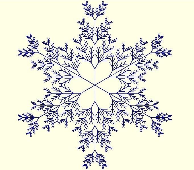f797b4a4b8c5df69fdd1f30ffa3087b3_display_large.jpg Télécharger fichier STL gratuit Flocon de neige récursif dans BlocksCAD • Plan pour impression 3D, arpruss
