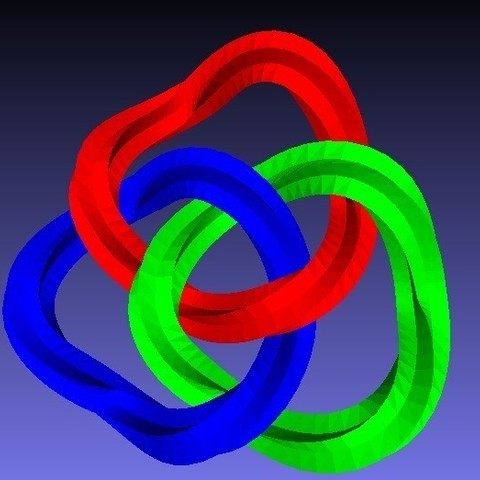Download free 3D printing designs Sweeping out OpenSCAD/STL curves with a Python script, arpruss