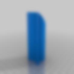 Download free 3D printing files Bike pump mount, customizable, zip-tieable, arpruss