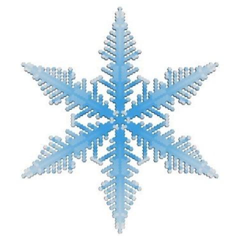 f4c3fbefd6217c1da0b21214ae13da33_display_large.jpg Download free STL file Snowflake growth simulation in BlocksCAD • 3D printing design, arpruss