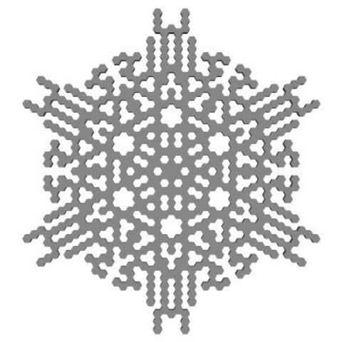 a0b0be3f2b3f44ae513f993980c72f40_display_large.jpg Télécharger fichier STL gratuit Automate cellulaire BlocsGénérateur de flocons de neige CAO • Design imprimable en 3D, arpruss