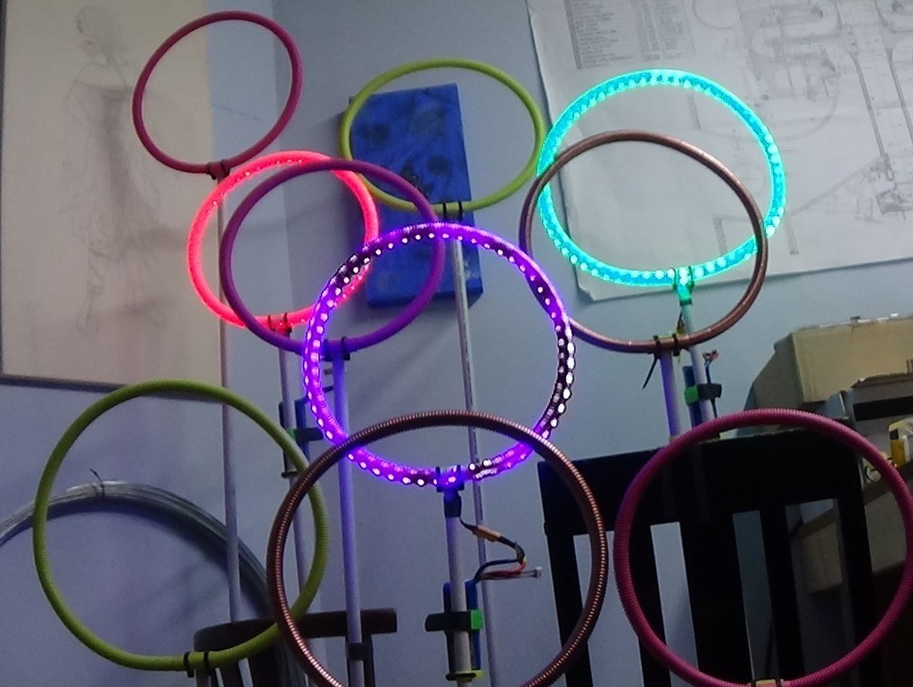 9bfce6a66b0e791f5c3aeccd71fff45a_display_large.jpg Download free STL file Whoop Hoops (Micro Quadcopter air gates) • Design to 3D print, stylesuxx