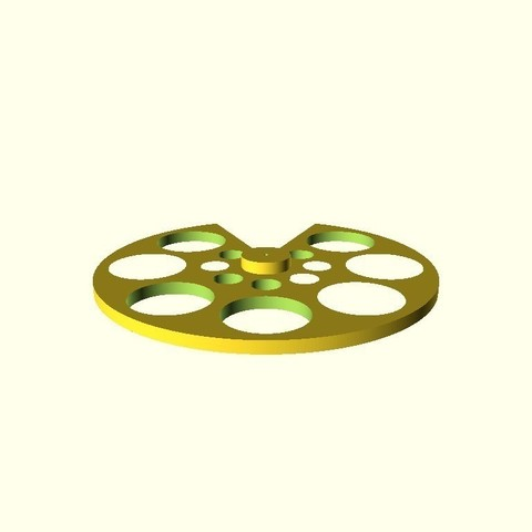 52177c5afad50585f7f939c32f64ab24_display_large.jpg Download free STL file Dremel Circle Cutter for Work Station • 3D print template, stylesuxx