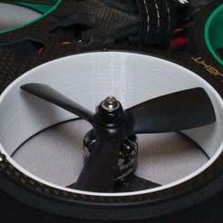 P1030002_01.jpg Download free SCAD file Green Hornet Duct • 3D print design, stylesuxx