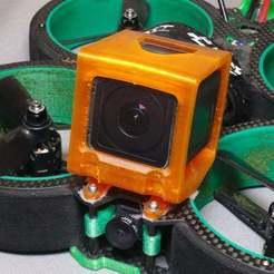 P1030011.jpg Download free SCAD file Green Hornet GoPro Session / Runcam 5 mount • Design to 3D print, stylesuxx