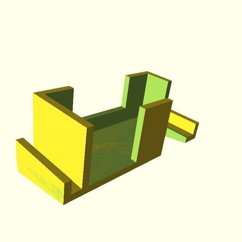 1547b7fea76f91c90347bb1043f2bcb1_display_large.jpg Download free STL file Customizable TX05 Mount • Template to 3D print, stylesuxx