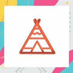 2.jpg Télécharger fichier STL TEEPEEE- COUPE-BISCUIT- CARPITA INDIA - CORTANTE • Plan pour imprimante 3D, ArteGrafico