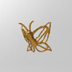 7.png Download STL file BUTTERFLY • 3D print design, blackygoldcat