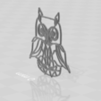 Imprimir en 3D OWL, blackygoldcat