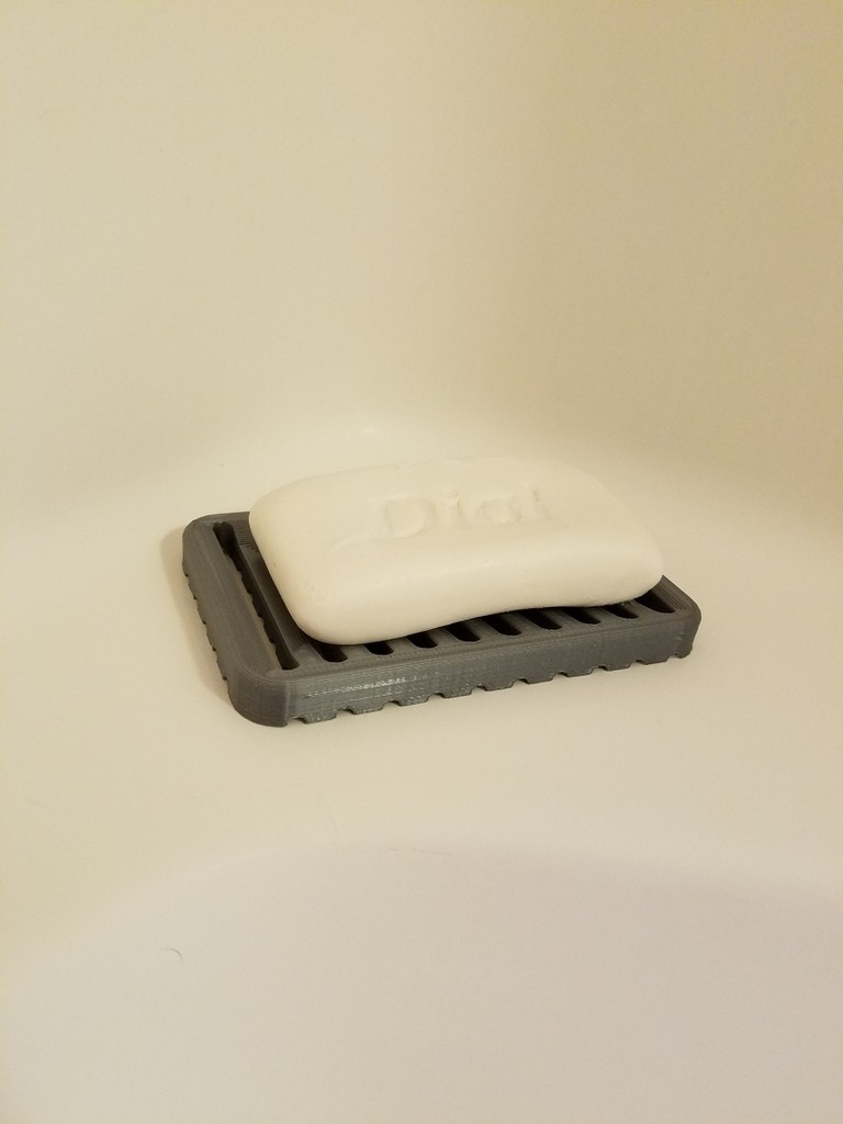 44584824b47b05511ecb3110369872a2_display_large.jpg Download free STL file Soap Dishes Remixed • 3D printable template, SuperSteve