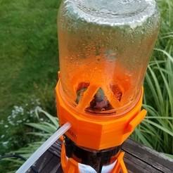 Free STL DIY Solar Water Still ( Survival Distiller ) Purifier, SuperSteve