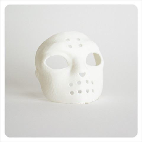 Download free 3D printer designs Makies Hockey Mask, Makies