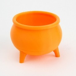 Free 3D printer model Makies Cauldron, Makies
