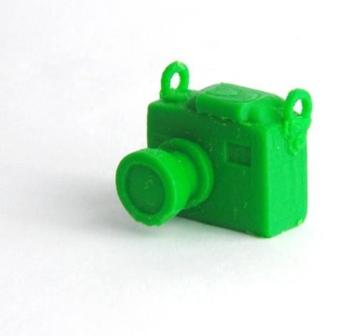 MAKIES_Camera_Green_display_large.jpg Télécharger fichier STL gratuit Caméra Makies • Plan imprimable en 3D, Makies