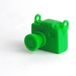 MAKIES_Camera_Green_display_large.jpg Download free STL file Makies Camera • Object to 3D print, Makies