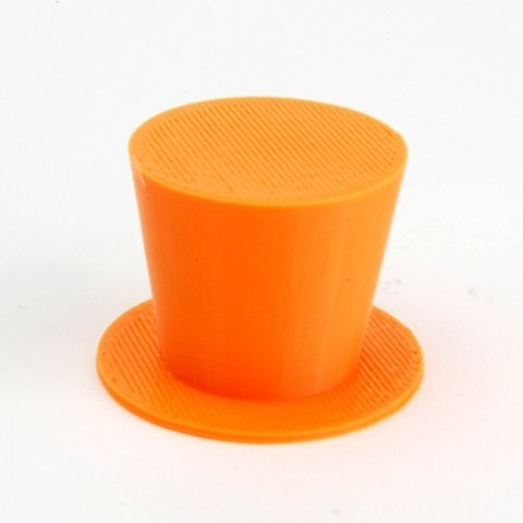 Download free 3D printing files Makies Top Hat, Makies