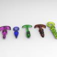 untitled.24.png Télécharger fichier STL gratuit 5 KIT GODE ANAL • Plan pour impression 3D, allv