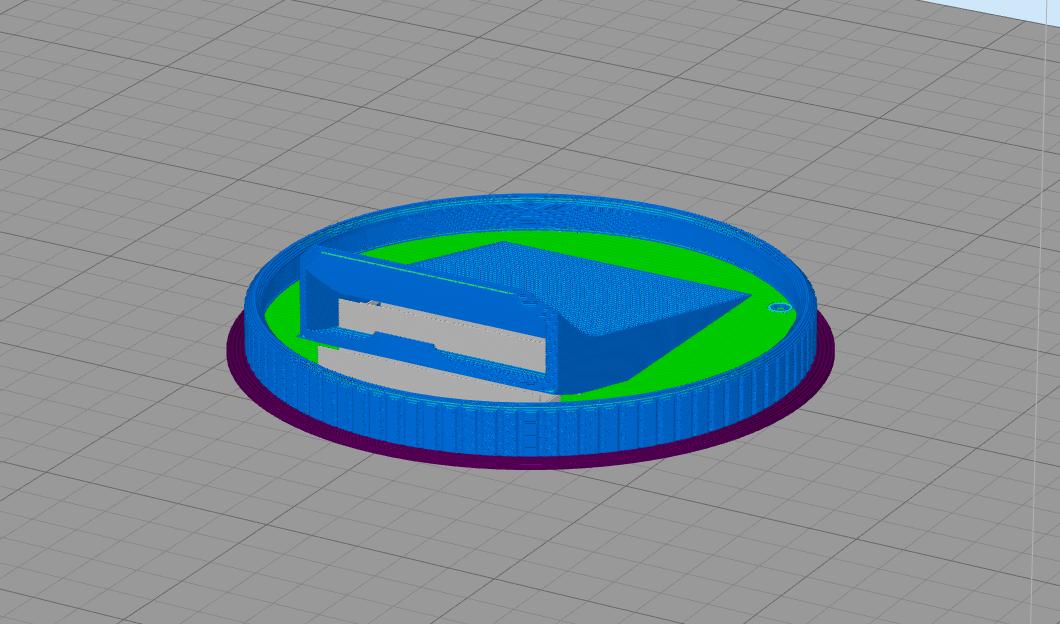 fb.PNG Download free STL file piggy bank cap for monster can • 3D printable template, allv