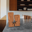 Free 3D model star holder, allv