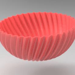 Free 3D printer files bowl, allv