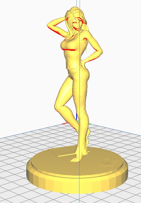 MJ.PNG Télécharger fichier STL gratuit MARY JANE SPIDERMAN • Plan imprimable en 3D, allv