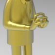2.PNG Download free OBJ file montgomery burns • 3D printer template, allv